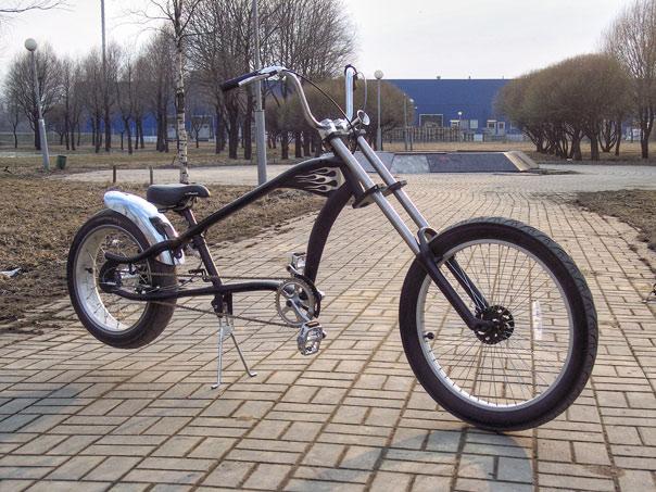 Купить велосипед своими руками