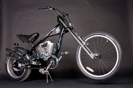 чоппер Schwinn Electric Stingray
