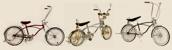 велосипед лоурайдер lowrider велосипеды