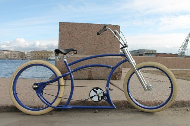 кастом велосипед RUFF TANGO
