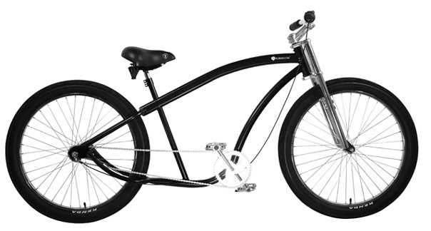 Велосипед PG-BIKES Dark Basic Colour