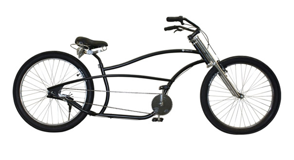 Велосипед PG-BIKES Sweeper, Basic Colour