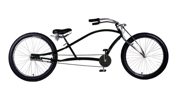 Велосипед PG-BIKES Escobar, Long Basic Colour