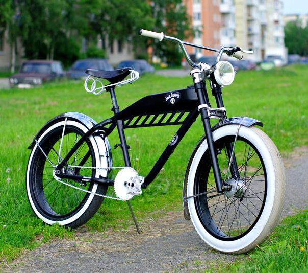 кастом велосипед Jack Daniels