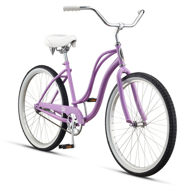 Велосипед круизер Schwinn Cruiser One women Turquoise