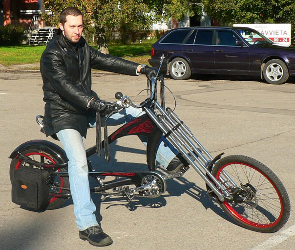 schwinn stingray spoiler chopper чоппер