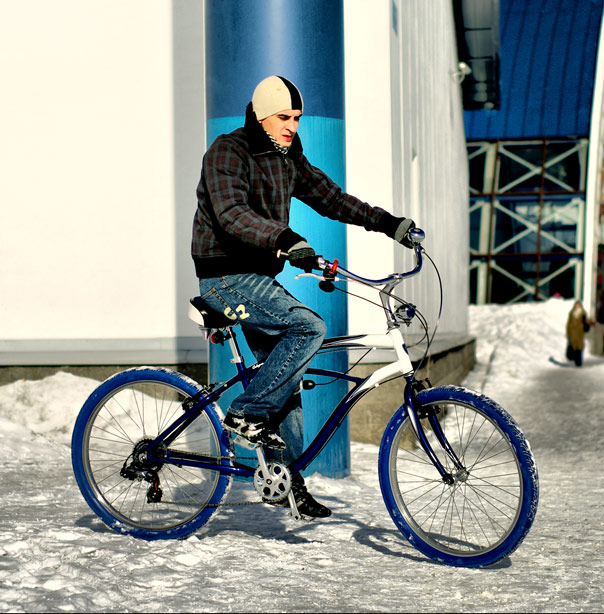 Велосипед круизер TREK Trek Calypso Pearl White/Dark Blue