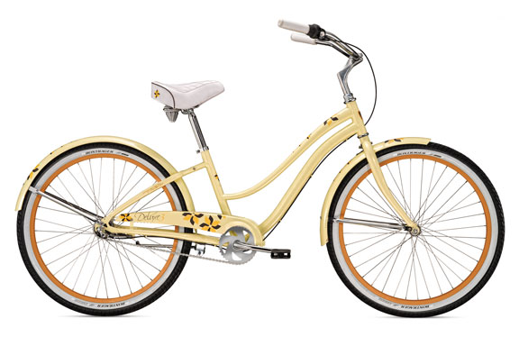 Велосипед круизер Trek Cruiser Classic Steel 3 Women's Soft Yellow