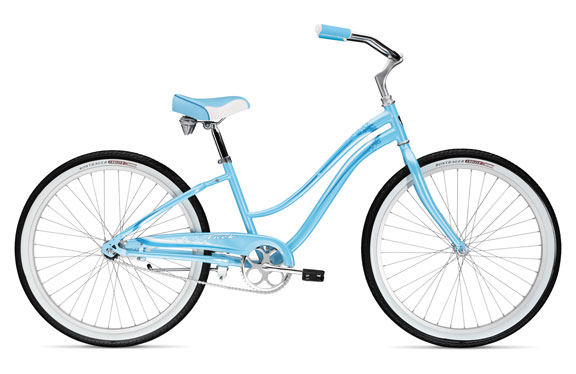 Велосипед круизер Trek Cruiser Classic Steel Women's Blue